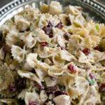 Cranberry Pasta Salad